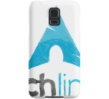 Arch linux logo Samsung Galaxy Case/Skin