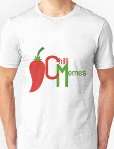 Chilli Memes Pro Logo T-Shirt
