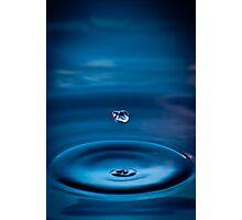 Zen Drop Photographic Print