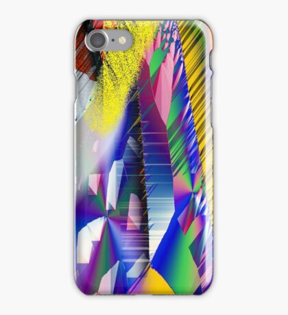 SUMWEAR OVER THE REIGN BOW iPhone Case/Skin