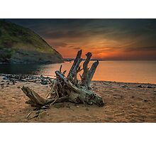 A seashore from Blacksea Photographic Print