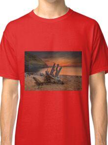 A seashore from Blacksea Classic T-Shirt