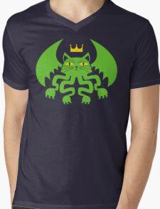 CATHULHU! Mens V-Neck T-Shirt