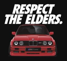 Respect The Elder - BMW E30/M3 by rizadeli
