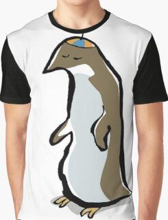 propellerhat penguin Graphic T-Shirt