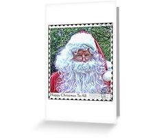 Happy Christmas To All  Greeting Card