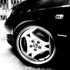 Saab 9-5 Aero Wheel by uncannydrive