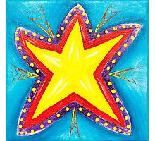 Your a star! Photographic Print