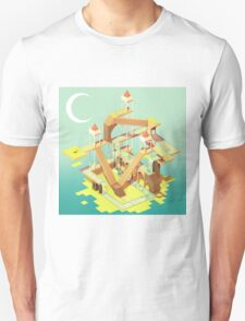 Puzzle Fortress Unisex T-Shirt