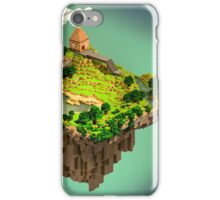 Cubed World iPhone Case/Skin