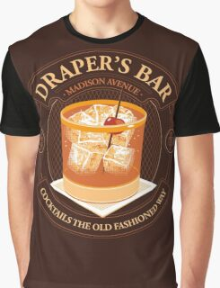 Draper's Bar Graphic T-Shirt
