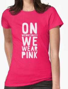 mean girls  Womens Fitted T-Shirt