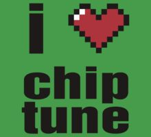 Chiptune love by nexus-7