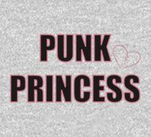 Punk Princess Kids Tee