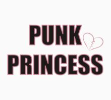 Punk Princess Baby Tee