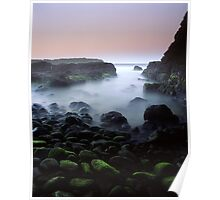 """Hazy Depths"" ∞ Kiama, NSW - Australia Poster"