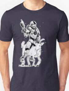 Chief and his Mighty Steed T-Shirt