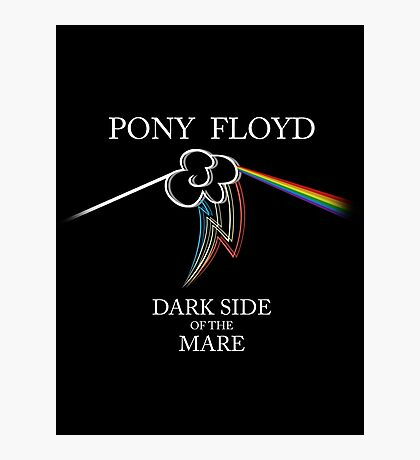 Floyd Pone - Dark Side of the Mare Photographic Print