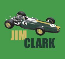 Jim Clark, the original Flying Scotsman by oawan