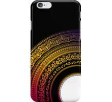 Hindi Pattern iPhone Case/Skin