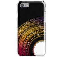 Hindi Pattern iPhone Case/Skin