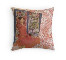 Sybil Throw Pillow