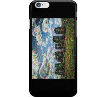 Stonehenge Machine Dreams iPhone Case/Skin