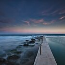 South Curl Curl Rock Pool by MiImages