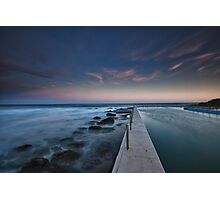 South Curl Curl Rock Pool Photographic Print