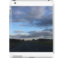 Teatime Driving iPad Case/Skin
