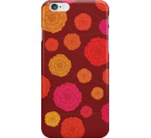 Rose Pattern iPhone Case/Skin