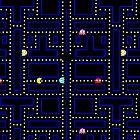 Pac Man  by merrypranxter