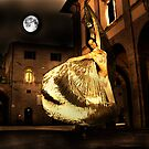 Dance in the light of the moon by Andrew (ark photograhy art)