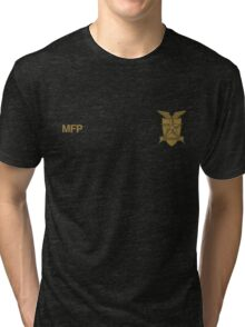 Mad Max MFP general issue small Tri-blend T-Shirt