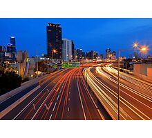 Expressway Photographic Print