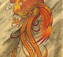 Phoenix by BlueSelwyn