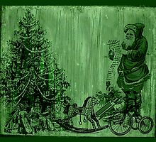 OLD TIME CHRISTMAS JOY 2 by Tammera
