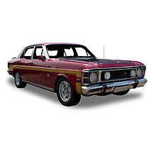Ford - XR GT Falcon Photographic Print