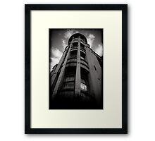 Sir Charles Building Framed Print