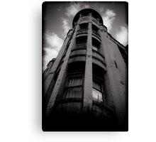Sir Charles Building Canvas Print