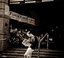 Herald Sun Reader by Andrew Wilson