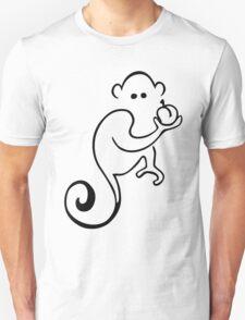 Monkey & Peach T-Shirt
