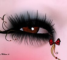 Eye Art Fantasy # 3 by Junior Mclean