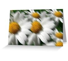 Daisey Screen  Greeting Card