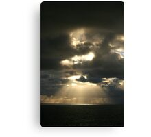 Silver Lining 1 Canvas Print