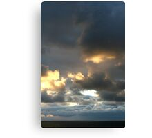 Silver Lining 2 Canvas Print