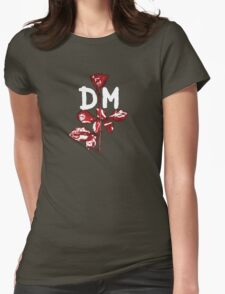 DM : Violator Womens Fitted T-Shirt