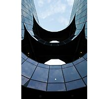 City of London building abstract View Photographic Print