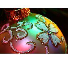 """Our Christmas Tree Jewel"" Photographic Print"