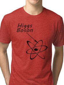 Higgs Boson Tri-blend T-Shirt